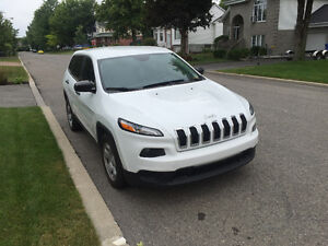 2014 Jeep Cherokee Sport - AC/REVERSE CAM/HEATED SEATS&STEERING West Island Greater Montréal image 4