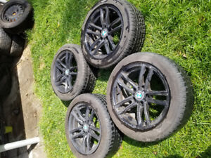 BMW Mags w/tires 225/50r17