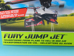 AirHogs Fury Jump Jet-Brand New in Box London Ontario image 2