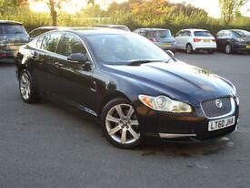 Jaguar XF 3.0 V6 auto 2009MY Luxury Two Keys, Long Mot,Satnav.