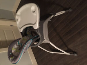 $70 Ingenuity Trio 3-in-1 High Chair