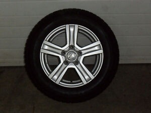 mags OEM Acura 2011 + pneus d'hiver