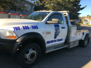 Fast and low cost towing Call 780 886 7909