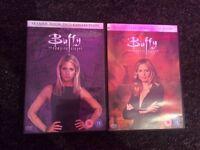 Buffy vampire DVDs season 4+5