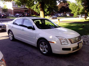 2008 Ford fusion 2.3l great on gas