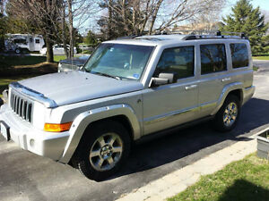 2006 Jeep Commander limited edition SUV, Crossover