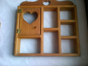 5 foot pine plate shelf and matching peices Peterborough Peterborough Area image 2