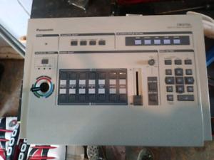 Panasonic digital av mixer
