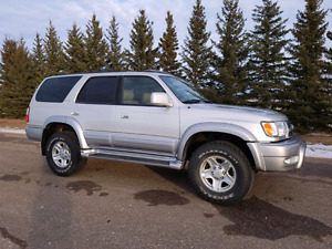 1999 Toyota 4Runner Limited - Loaded - Leather
