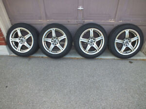 Mini Cooper Rims and Winter tires