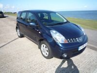Nissan note 1.4 acenta 2008