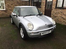 Mini one 1.6 2003