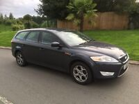 Ford Mondeo Estate. Diesel. Automatic. 2010. Long MOT.