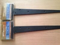 "18"" tee hinges brand new"