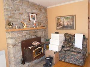 logement 7 1/2 - Lasalle - Bas de duplex a louer avec sous-sol