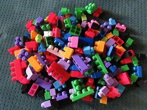 160 coulourful pieces of Mega Bloks. Oakville / Halton Region Toronto (GTA) image 1