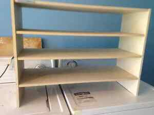 White shoes rack for sale