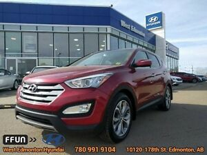 2013 Hyundai Santa Fe SE  AWD bluetooth leather seats panoramic