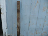 Page wire fence stretcher