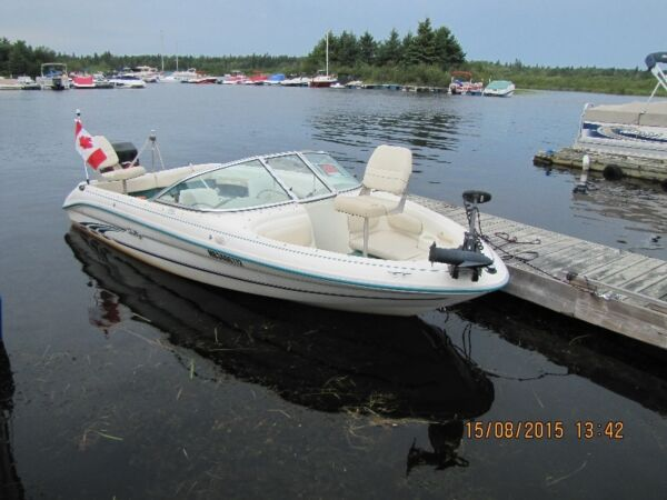 Sea ray boats ski ray for sale canada for Sea ray fish