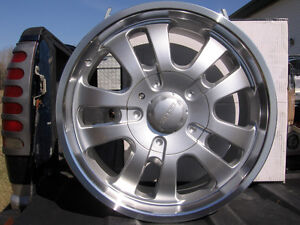 17in, 13, 14 &15in, 18in, 16, mags & tires