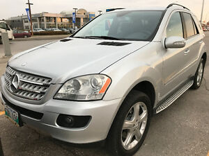 2007 Mercedes-Benz M-Class ML350 SUV, Crossover