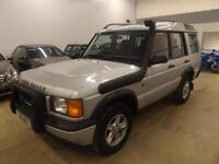 Land Rover Discovery 2.5Td5 ( 7 st ) auto 2000MY Td5 GS (7 seat)