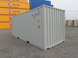 Grade A Cargo Worthy used shipping containers