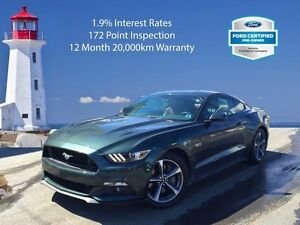 2015 Ford Mustang GT Premium   1.9% Interest Rate