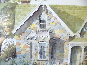 Rustic Country House by Art Legiehn Signed Artist Proof Stratford Kitchener Area image 9