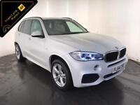 2014 64 BMW X5 SDRIVE25D M SPORT AUTO DIESEL 1 OWNER BMW SERVICE HISTORY FINANCE