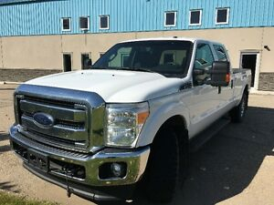 2013 Ford F-250 SD 4x4 Crew Cab