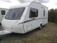 2007 Abbey (2 Berth) Abbey GTS 215 (Immaculate Condition)