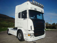 2006 Scania R500 Topline, Opticruise Gear Box