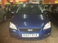 Ford Focus STYLE 100 (blue) 2007