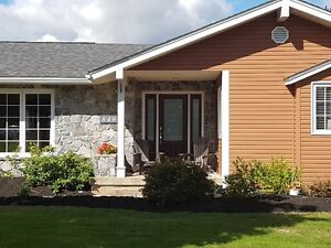 Rare find! Spacious bungalow overlooking river in Riverview
