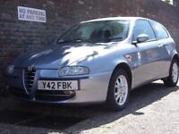 Alfa Romeo 147 1.6 T.Spark Lusso 2001(Y) 3 Door Hatchback