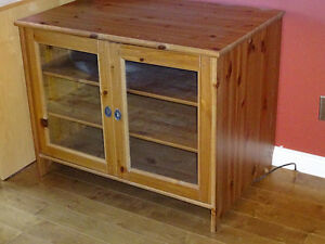 Various IKEA Leksvik Solid Wood Furniture for Sale Cambridge Kitchener Area image 1