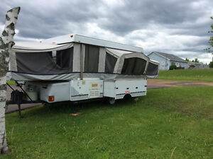 Biggest Hard Top Tent Trailer you'll find