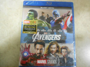 The Avengers Blu Ray + Digital