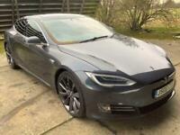 2016 Tesla Model S 90D Auto 4WD 5dr Saloon Electric Automatic