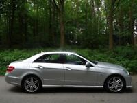 2011 61 Mercedes-Benz E250 2.1TD (201bhp) BlueEFFICIENCY 7G-Tronic CDI Sport