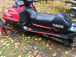 1997 Yamaha Mountain Max Triple. Mint Condition