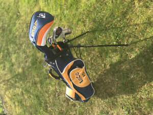 Dunlop Loco Junior Golf Clubs Left Handed