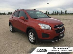 2014 Chevrolet Trax 2LT AWD w/Sunroof