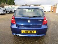 2010 BMW 1 Series 2.0 116d ES 5dr