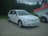 2010 Volkswagen Golf,ONLY 82745 KMS,PRICE $6500 YARMOUTH