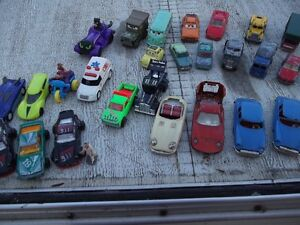 26 CARS-TOYS-COLLECTION-Some 1969