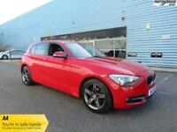 2013 BMW 1 Series DEPOSIT NOW TAKEN Hatchback Diesel Manual