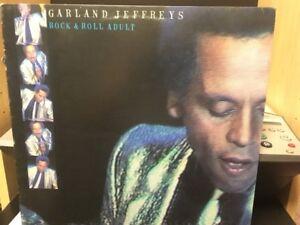 Vinyl-Garland Jeffreys-Rock n Roll Adult